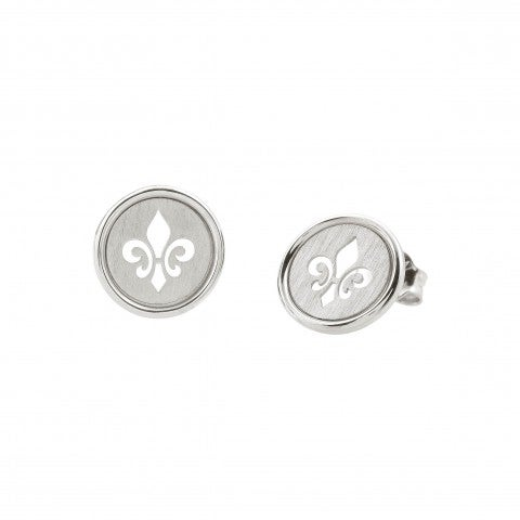 Earrings_with_Engraved_Lily_Earrings_with_engraved_Lily_pendant