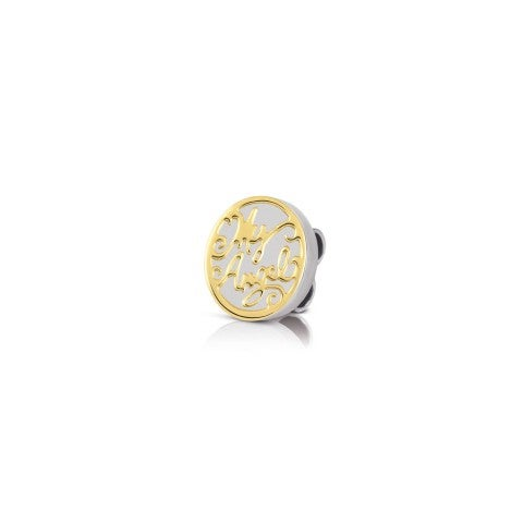 Charm_MyBonBons_My_Angel_Elegance_Charm_MyBonBons_in_stainless_steel_and_18K_gold_My_Angel_writing