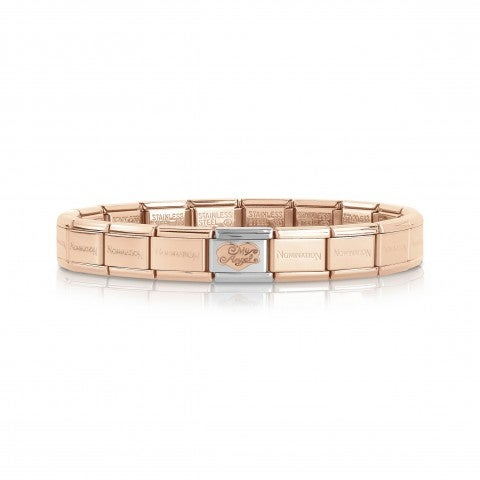 Bracciale_Composable_Classic_My_Angel_Oro_rosa_Bracciale_My_Angel_già_composto_con_Base_rosa