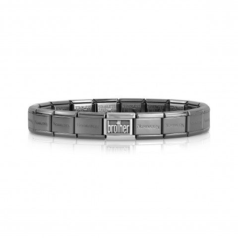 Composable_Classic_Bracelet_Brother_in_Black_Ready-to-wear_Composable_Bracelet_with_Brother_Link