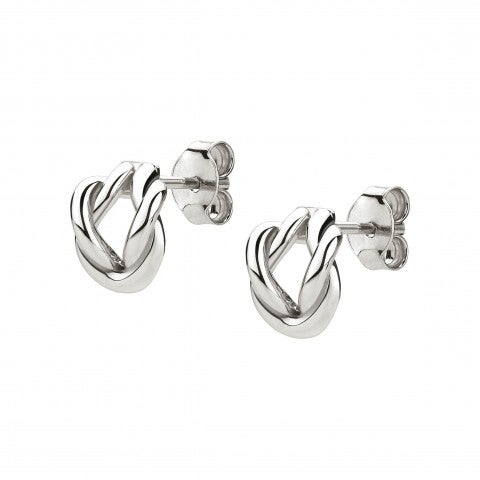 Sterling_Silver_Earrings_with_knot_Earrings_with_Knot