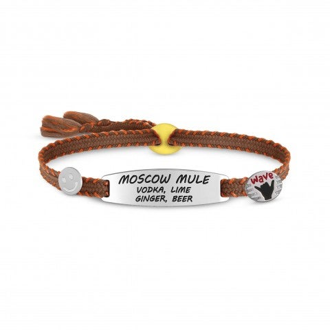 Summerday_Moscow_Mule_Bracelet_in_Fabric_Bracelet_in_stainless_steel_and_fabric_with_silicone_closure