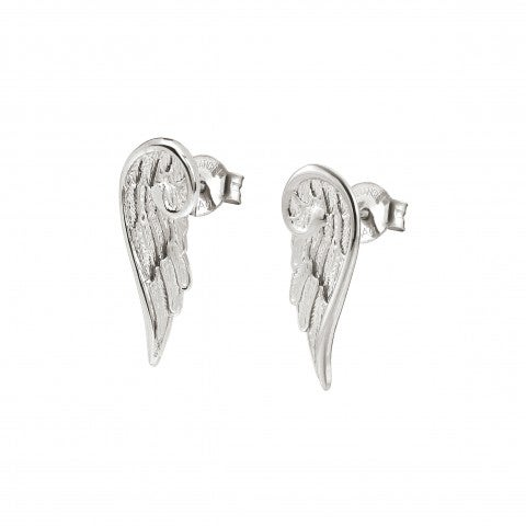 Sterling_Silver_Earrings_with_Wing_Christmas_Collection_sterling_silver_earrings