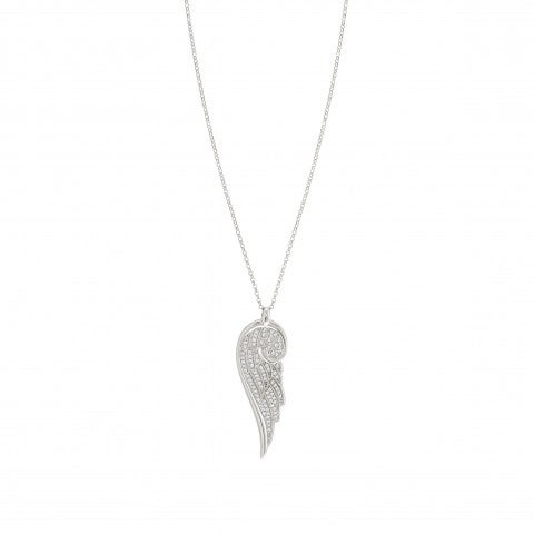 Long_Sterling_Silver_and_Zirconia_Wing_Necklace_Christmas_Collection_silver_and_Cubic_Zirconia_necklace