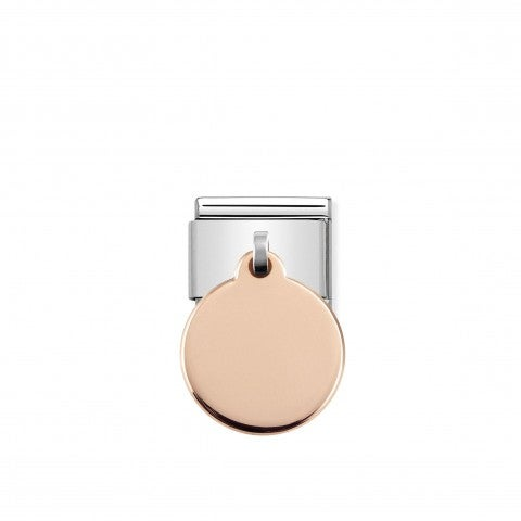 Composable_Classic_Round_Pendant_Link_in_Rose_Gold_Engravable_pendant_Link_in_rose_gold