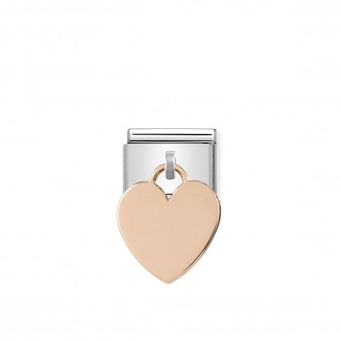 Composable_Classic_Heart_Pendant_Link_in_Rose_Gold_Engravable_pendant_Link_with_Heart
