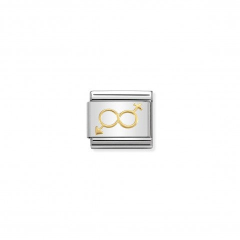 Composable_Classic_Link_Him_and_Her_Infinity_Link_with_18K_gold_Infinity_symbol