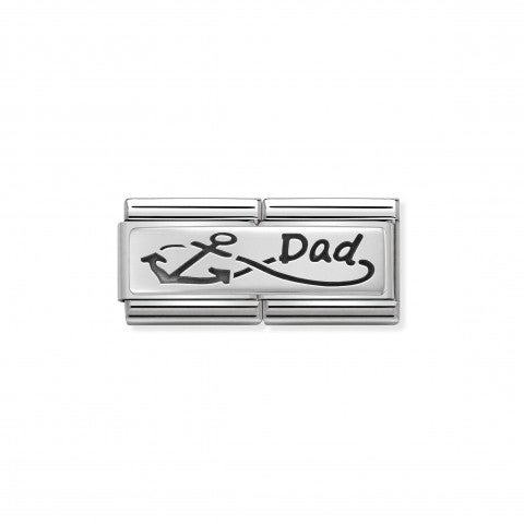 Composable_Classic_Double_Link_Infinity_Dad_Link_in_sterling_silver_with_Infinity_symbol_and_