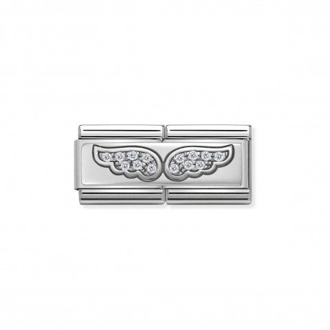 Composable_Classic_Double_Link_Angel_Wings_Link_with_Wings_in_sterling_silver_and_white_Swarovski
