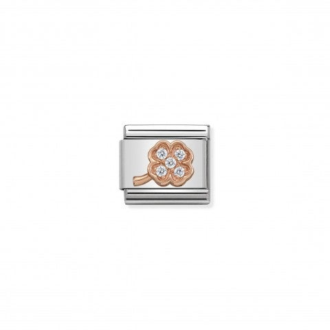 Composable_Classic_Link_Clover_with_Stones_Stainless_steel_Link_with_Good_Luck_symbol_in_rose_gold