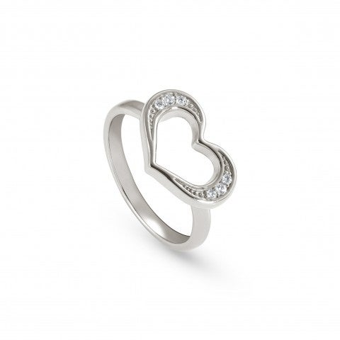 Unica_Ring_with_Heart_Women's_silver_ring_with_Love_symbol