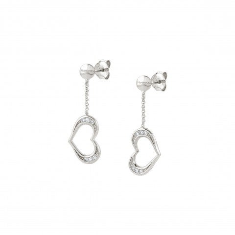Unica_Heart_Earrings_with_Stones_Silver_earrings_with_Cubic_Zirconia