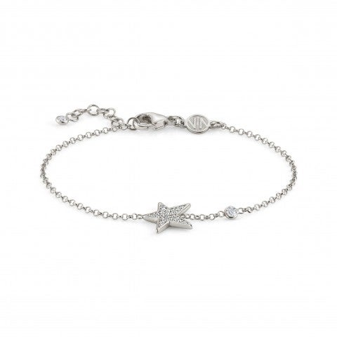 Bracelet_with_Star_and_Stones_Bracelet_with_Star_symbol_pendant