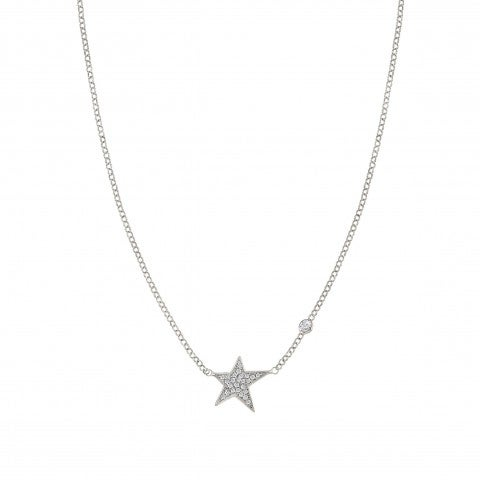 Necklace_with_Small_Star_Pendant_Necklace_with_Star_in_sterling_silver_and_Zirconia
