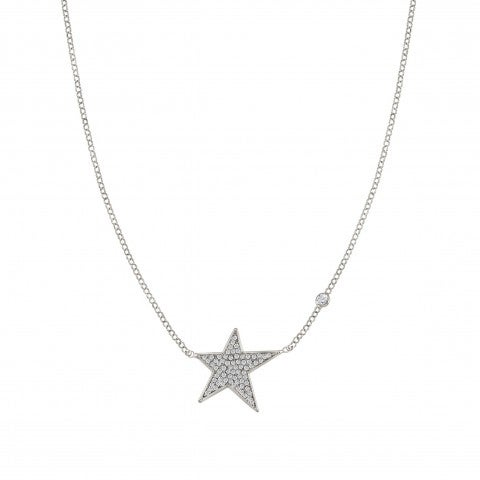 Necklace_with_Big_Star_Pendant_Necklace_with_Zirconia_and_Star_symbol
