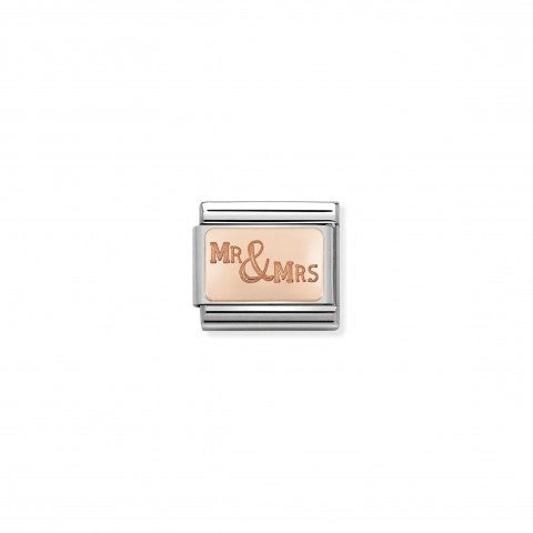 Composable_Classic_Mr_and_Mrs_Link_in_Rose_Gold_Link_in_9K_rose_gold_with_engraving