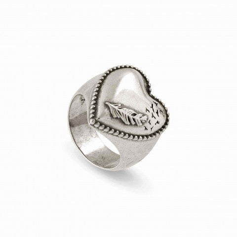 Brass_Ring_RockInLove_Feather_Brass_Ring_with_drawn_symbol