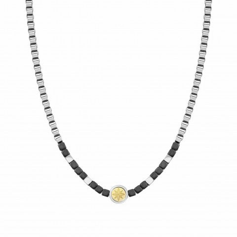 Necklace_Voyage_Compass_Rose_Necklace_with_18K_Gold_and_Black_Hematite