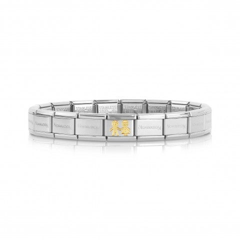 Composable_Classic_Children_Bracelet_in_Gold_Bracelet_in_stainless_steel_and_18K_gold