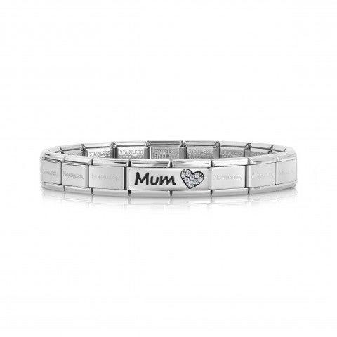 Bracelet_Composable_Classic_inscription_Mum_Bracelet_avec_inscription_et_symbole_en_Argent_925