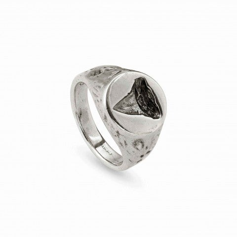 Anello_Freedom_in_Ottone_con_dente_di_squalo_Anello_in_Ottone_con_scritta_interna_Sea_Rebel