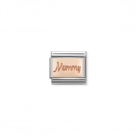 Composable_Classic_Mummy_Link_in_Rose_Gold_Link_in_rose_gold_with_written_inscription