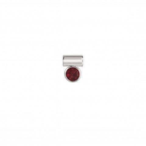 SeiMia_Pendant_with_red_Cubic_Zirconia_Symbol_Pendant_in_Sterling_Silver