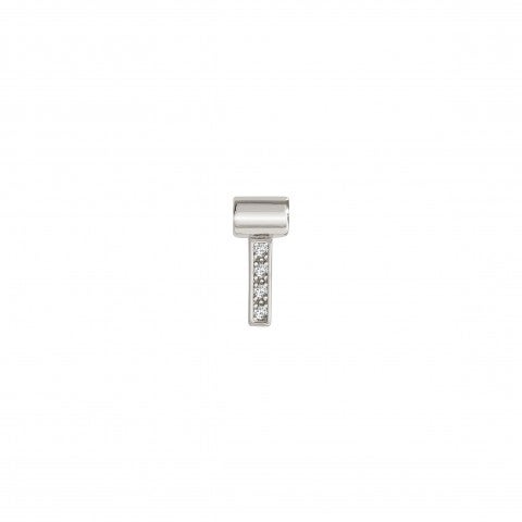 Sei_Mia_Pendant_with_Letter_I_Letter_in_Sterling_Silver_with_Cubic_Zirconia