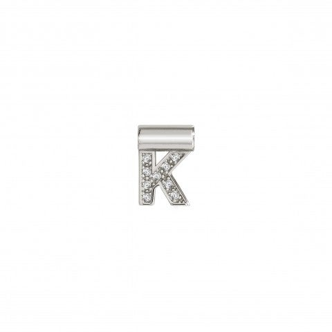 SeiMia_Pendant_with_Letter_K_Letter_in_Sterling_Silver_and_white_Cubic_Zirconias