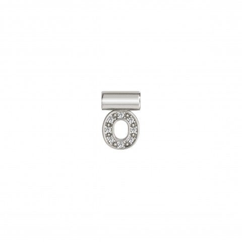 SeiMia_Pendant_with_Letter_O_Alphabetic_Letter_in_Sterling_Silver