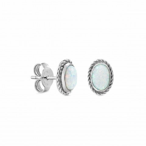 Oval_earrings_with_natural_Gemstone_Steel_Earrings_with_luxury_Gemstone