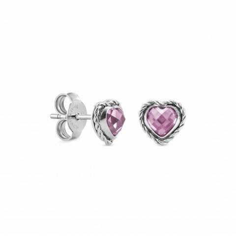 Heart-shaped_earrings_in_Silver_Earrings_with_Cubic_Zirconia