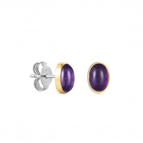 Steel_Earrings_with_luxury_Gemstone_Oval_earrings_with_coloured_Gemstone