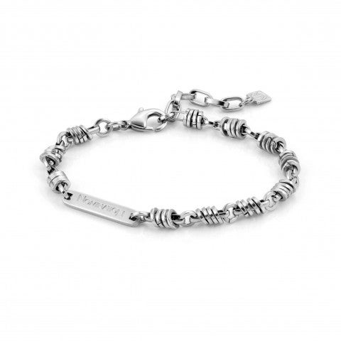 Simple_Bond_Bracelet_Steel_Bracelet_with_round-link_chain