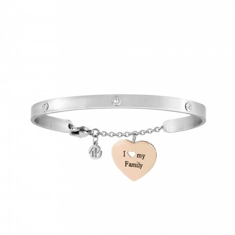 I_love_my_family_Messaggiamo_Bracelet_Bracelet_in_Steel_and_Cubic_Zirconia_with_rose_gold_finish