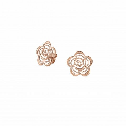 Primavera_Flower_Earrings_Earrings_with_22K_rose_gold_plating