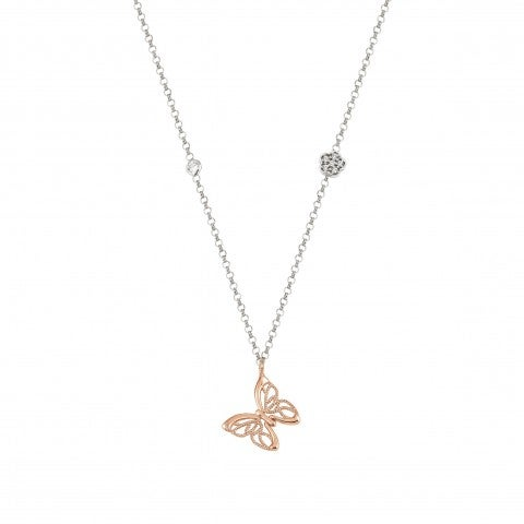 Short_Primavera_Necklace_with_Butterfly_Necklace_with_pendant_in_22K_rose_gold