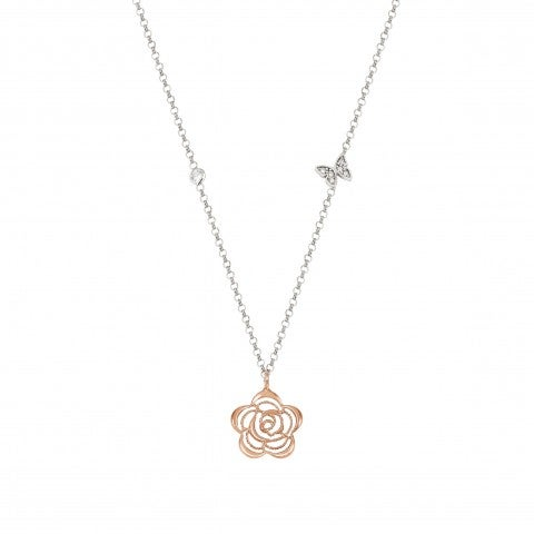 Short_Primavera_Necklace_with_Flower_Necklace_with_pendant_in_22K_rose_gold_and_Cubic_Zirconia