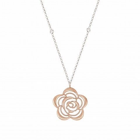 Long_Primavera_Necklace_with_Flower_Necklace_with_pendant_in_rose_gold_and_Cubic_Zirconia