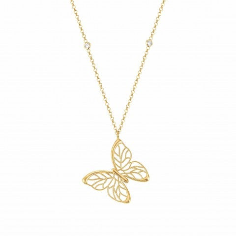 Primavera_Necklace_in_Gold_with_Butterfly_Necklace_with_finishing_in_24K_gold