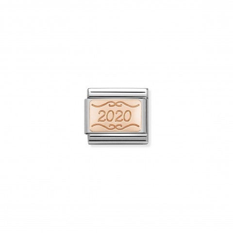 Composable_Classic_Engraved_2020_9K_Rosegold__Link_with_2020_Engraving