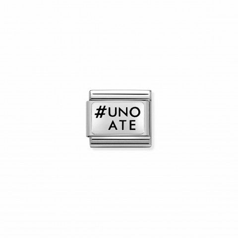 Composable_Classic_Link_UNO_A_TE_Link_with_hashtag_and_Italian_writing_UNO_A_TE_#oneformeoneforyou