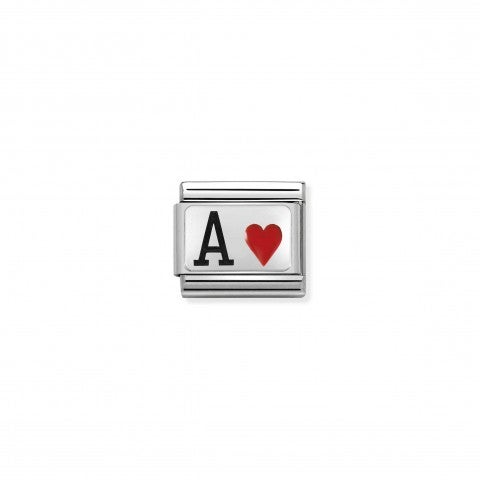 Composable_Classic_Link_Ace_of_Hearts_Link_with_letter_A_and_heart_symbol_#oneformeoneforyou