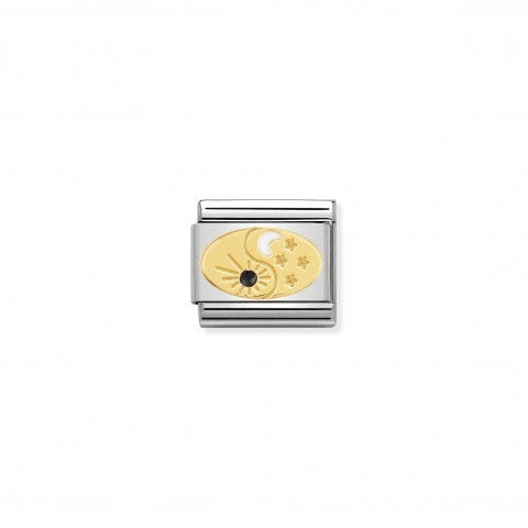 Link_Composable_Classic_Tao_sol_y_luna_Link_en_Oro_750_y_esmalte_con_símbolo