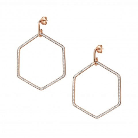Emozioni_Earrings_with_Large_Hexagon_Earrings_with_large_Hexagon-shaped_pendant