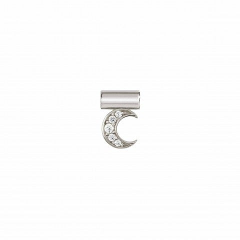SeiMia_Pendant_with_Moon_and_Zirconia_Pendant_in_sterling_silver_with_symbol