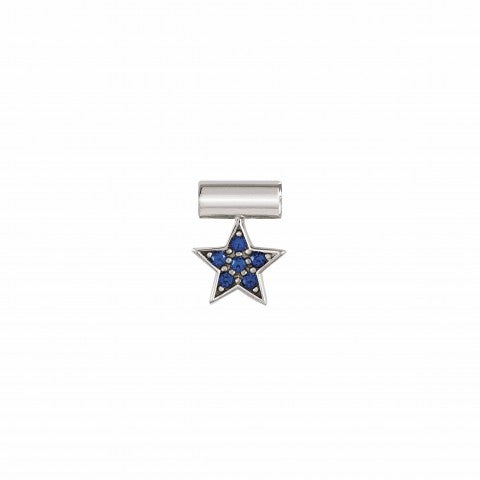 SeiMia_Pendant_with_Blue_Star_and_Gemstones_Pendant_with_coloured_Zirconia