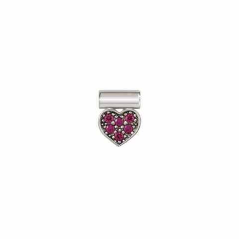 SeiMia_Pendant_with_Red_Heart_and_Gemstones_Pendant_with_red_Cubic_Zirconia