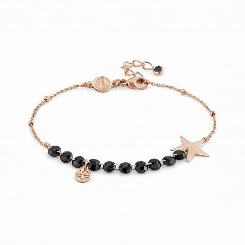 Melodie_Bracelet_with_Tree_of_Life_Bracelet_in_silver_and_rose_gold_with_pendants