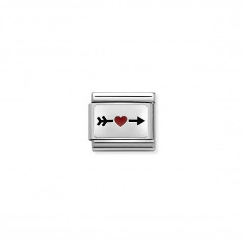 Composable_Classic_Arrow_with_Red_Heart_Link_Link_in_sterling_silver